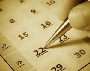 TWW Calendar 2